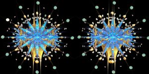 Chaos Star Stereo 3D by Capstoned