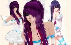 Angel Outfit IMVU by BillyStrange