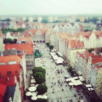 Old Town, Gdansk by Lundaren