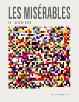 The Colors of Les Miserables by dcheesman