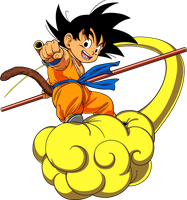 Dragon Ball - Kid Goku 16 - Dragon Box by superjmanplay2