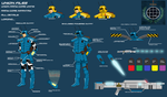 Union Army Core Infantry by EmperorMyric