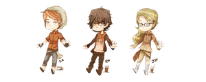 Coffee Boys Adoptables [Auction] [Closed] by Master-chan