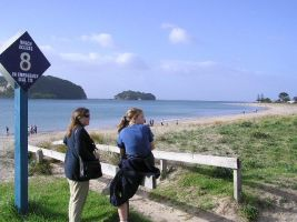 WHANGAMATA holiday by flightlessbird