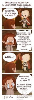 Dragon Age Inquisition: Solas you .... by AgentKnopf