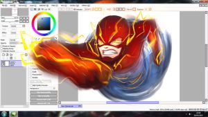 I'm the fastest man alive! by SubetaKid