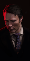 Hannibal Study03 by RED-Elice