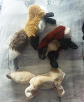 Small foxes - WIP by goiku