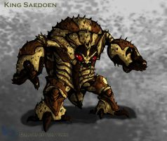 King Saedoen Default by IZORx10