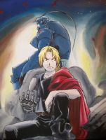 FMA: Brotherhood by MoPotter