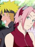 NaruSaku: Behind Every Great Man... by Army4747