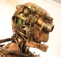 The Droid - head by 22zddr