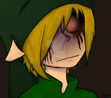 Ben Drowned  by Amy12341