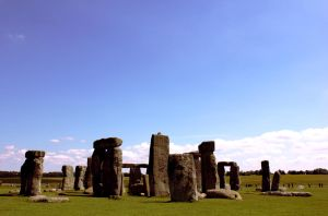 Stonehenge by marianadiL