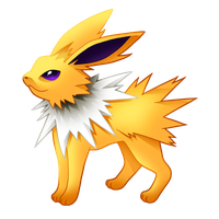 Pokemon 135 - Jolteon by illustrationoverdose