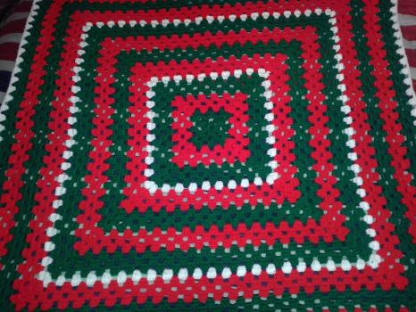 Christmas Blanket - For Sale by DWCreations2014