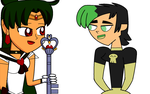GA - Kitty meets Sailor Pluto by Britishgirl2012