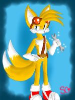 Tails :SonicBoom: by sonamycomic