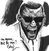 Ray Charles by Danymckoy84