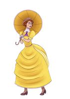 Jane (Disney Collab) by Shauna-O-Connor