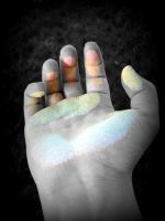 I Touched a Rainbow by rahhmazingx3