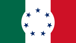 Flag of Confederate New Mexico by Alternateflags