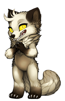 Furvilla Mr. Wolf by turnit0FF