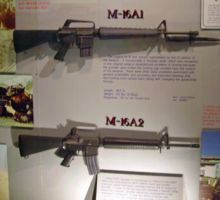 M-16s by DarkWizard83