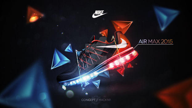 AirMax Nike 2015 | Advertising Concept | Mack141 by Mackintosh141