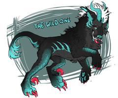 The Wild One Arcanus AUCTION [ CLOSED] by Velkss