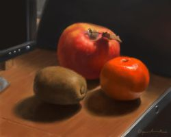 still life by Greg-Opalinski