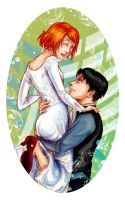 SnK: Wedding by ravenwing136