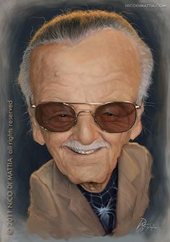 Stan the Man by macpulenta