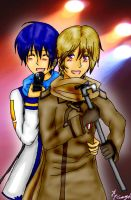 Kaito n Ivan by Excel22
