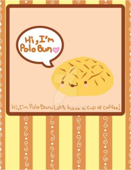 Yummy Chinese Polo Bun by Tae1985