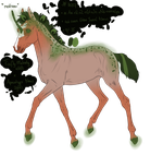 6057 - Padro Foal Design by Feya-san