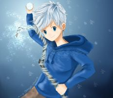 Jack Frost by tomoyo-chan10