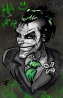 Ace Chemicals Joker Variant by IronWarrior777