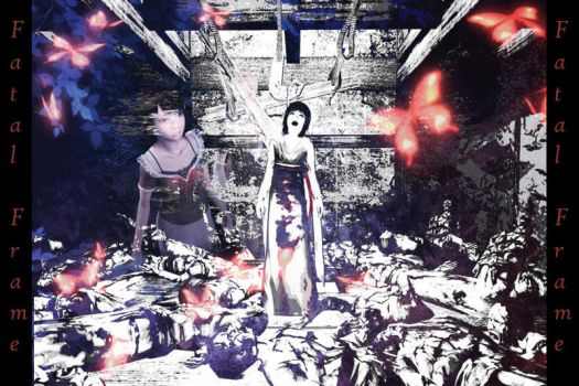 FATAL FRAME by brokenrose289