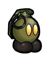 Grenadier Bob-Omb by DarkCobalt86
