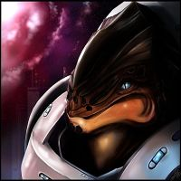 Mass Effect - Grunt by DragonOfBitterLies