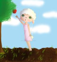 Sheep (humanised) by mxrshmellow