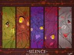SILENCE by Crazy-megame