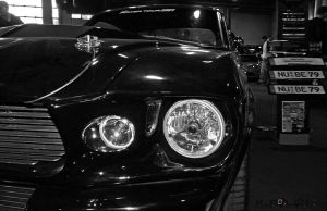 1967 Ford Mustang Shelby GT500 by ROL4NDesignStudio