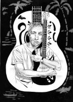 mark knopfler tribute by ZuzanaGyarfasova