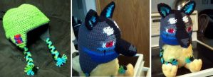 Ray hat for BloodshadowTheWolf by TinyHatter