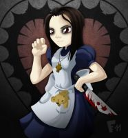 Alice : madness returns by fatal-failure