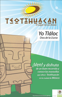 Teotihuacan by ViciousJulious