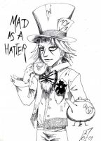 The Hatter by Seal-of-Metatron