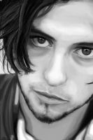 Jackson Rathbone by beckyscully